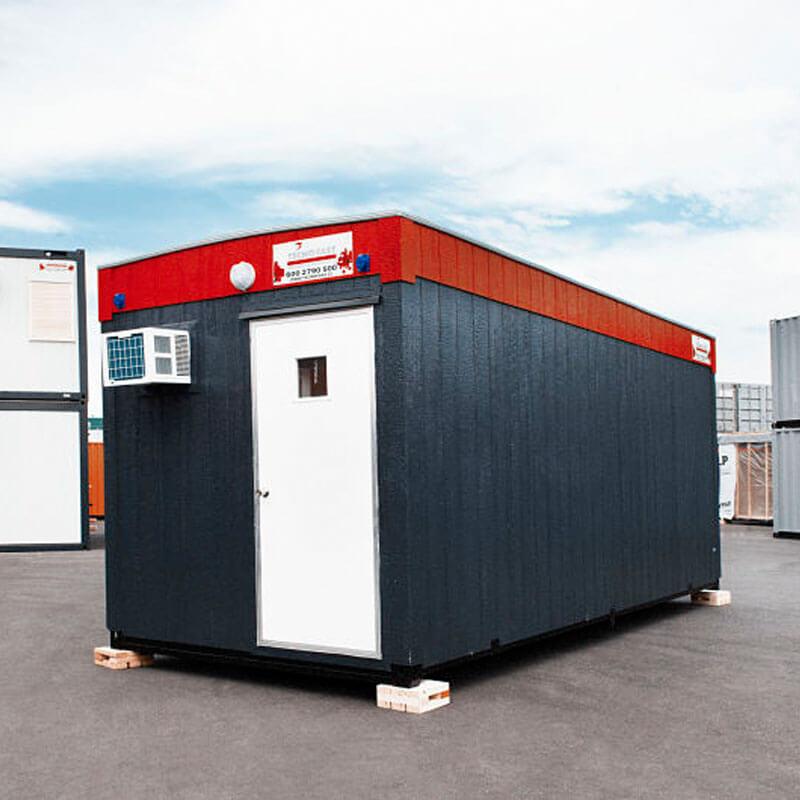 Oficinas Y Baños Móviles Tecno Fast Space Solutions