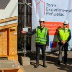 Pioneros en construcción en madera en altura