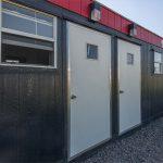 Plebiscito 2020: Módulos con ventilación cruzada y superficies acrílicas reforzarían seguridad sanitaria
