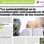 Construcción y sustentabilidad mucho mas que un aporte al medio ambiente